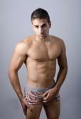 mladý gay muž